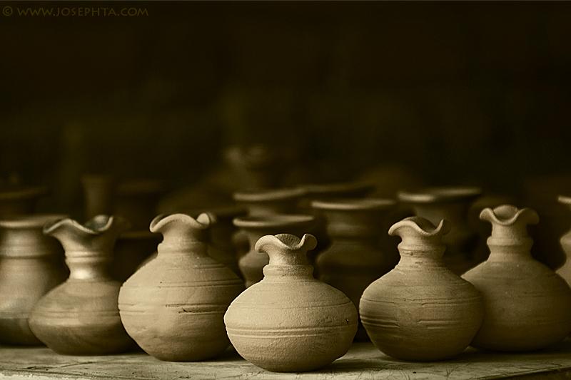 Tamil Nadu Pottery –