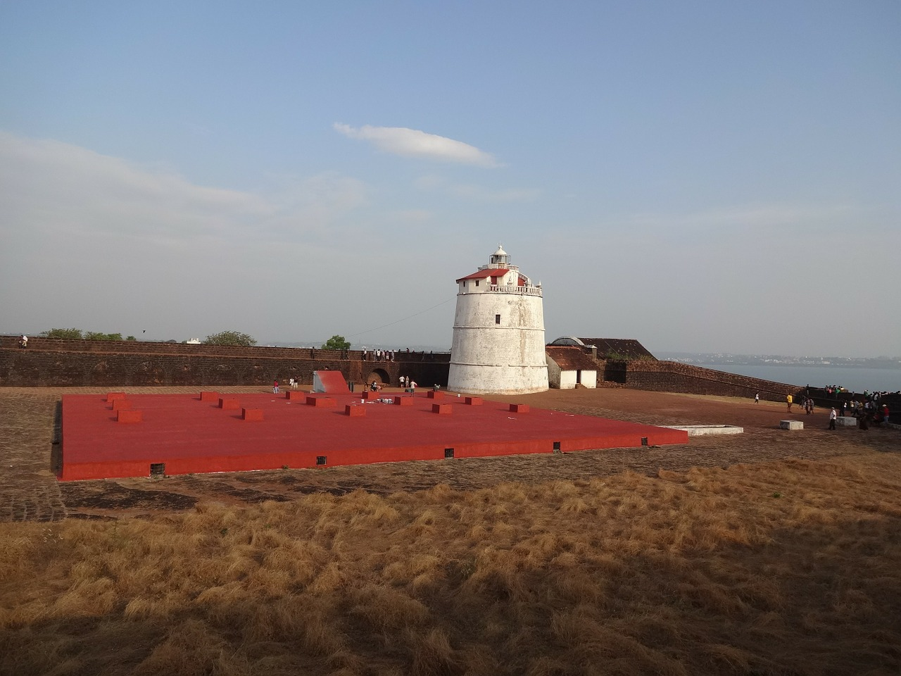 Aguada Beach Fort