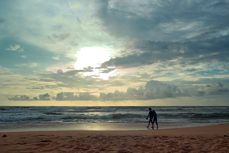 Goa Tourism Guide - Baga Beach