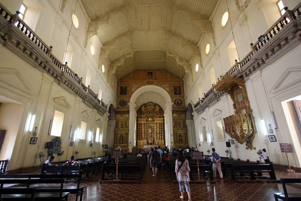Goa Tourism Guide Basilica of Bom Jesus