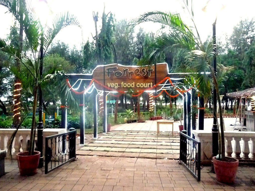 Goa Tourism Guide Forrest Food court
