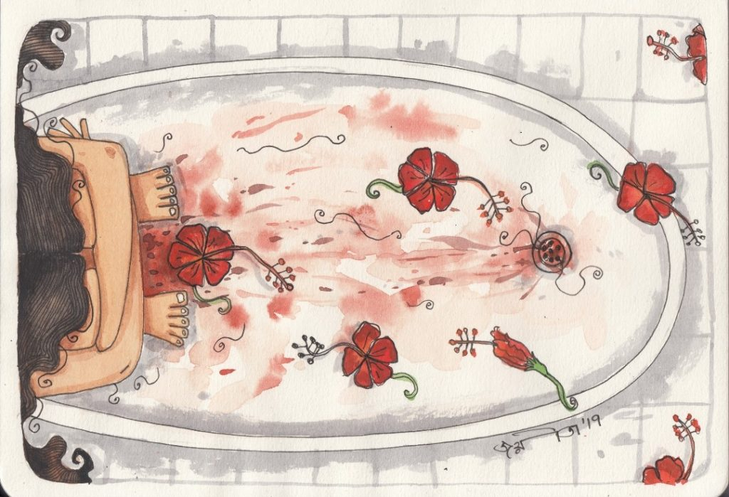 Indian Artist - Joyeeta Bose