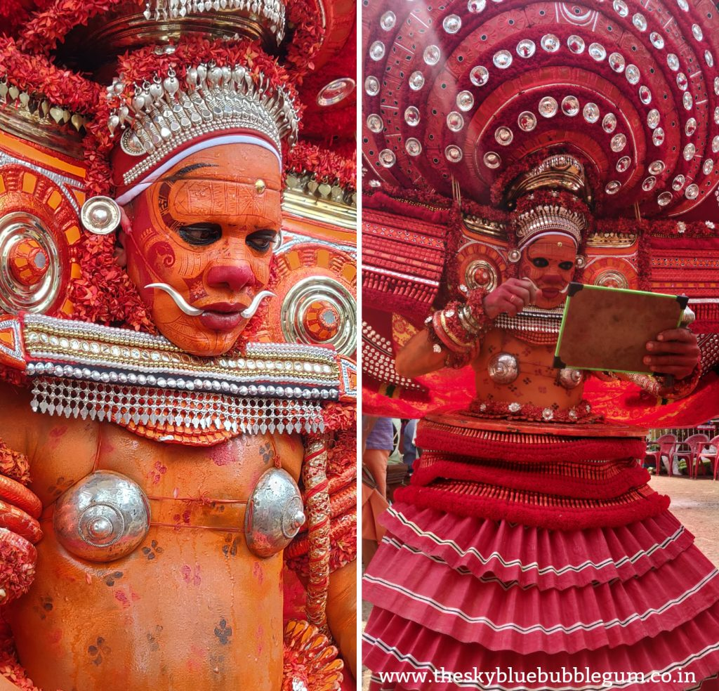 Theyyam-Folk-Art-Farm-of-Kerala-00