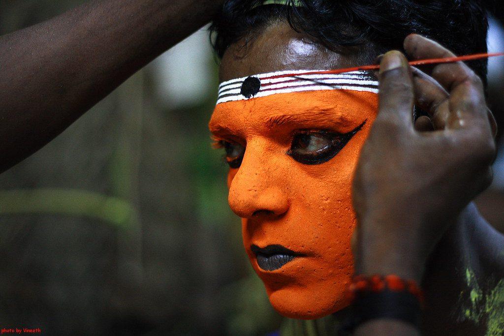 Theyyam-Folk-Art-Farm-of-Kerala