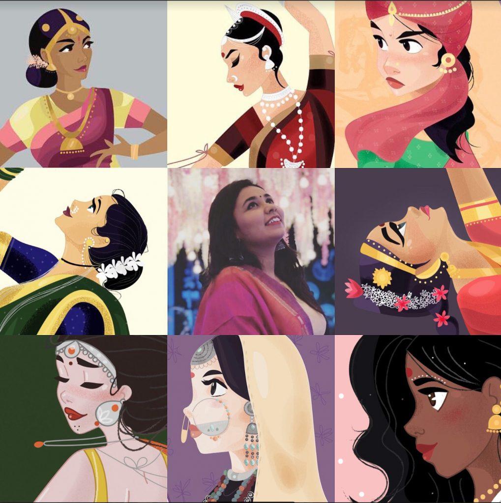 Agrima Kaji Illustrations