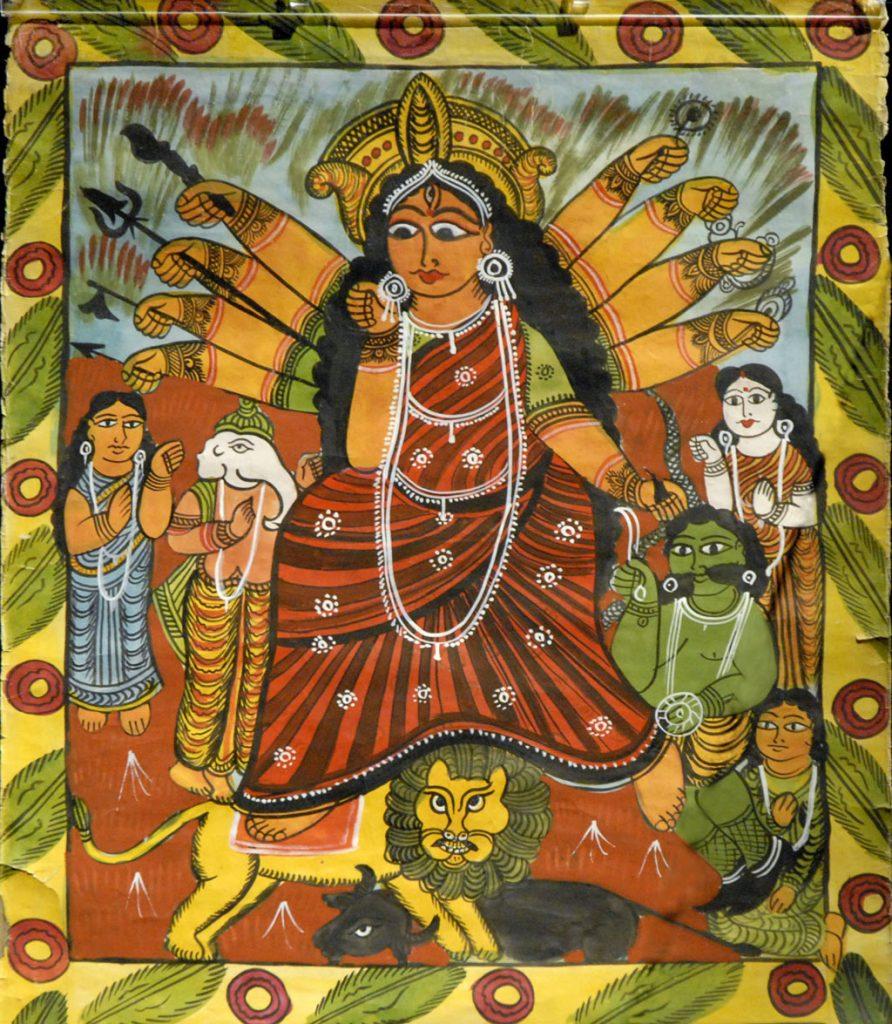 Bengal Style Pattachitra
