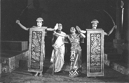 Bengali Theatre-vangrang