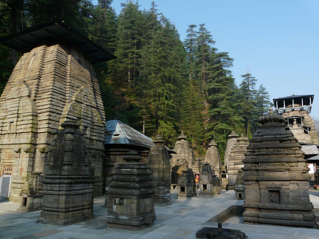 Jageshwar temple complex