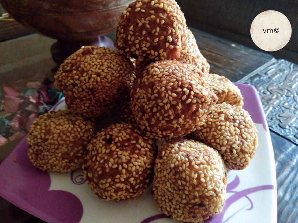 Sweet Delicacies of Bihar Anarsa