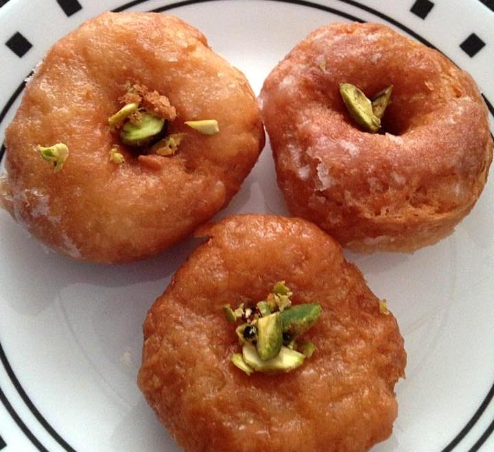 Bihari Sweet Balushahi