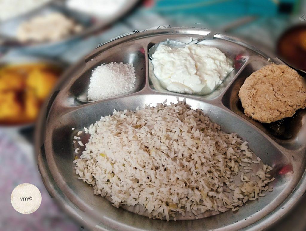 Bihari Sweet Dahi Chuda