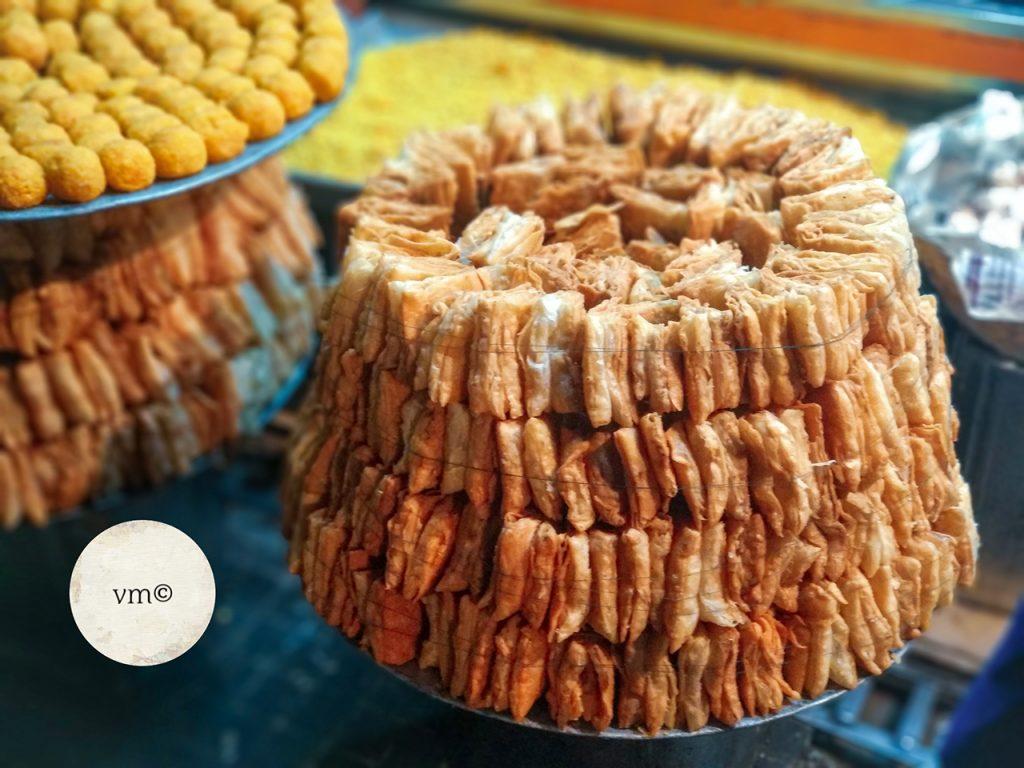 Khajas Bihari Sweet
