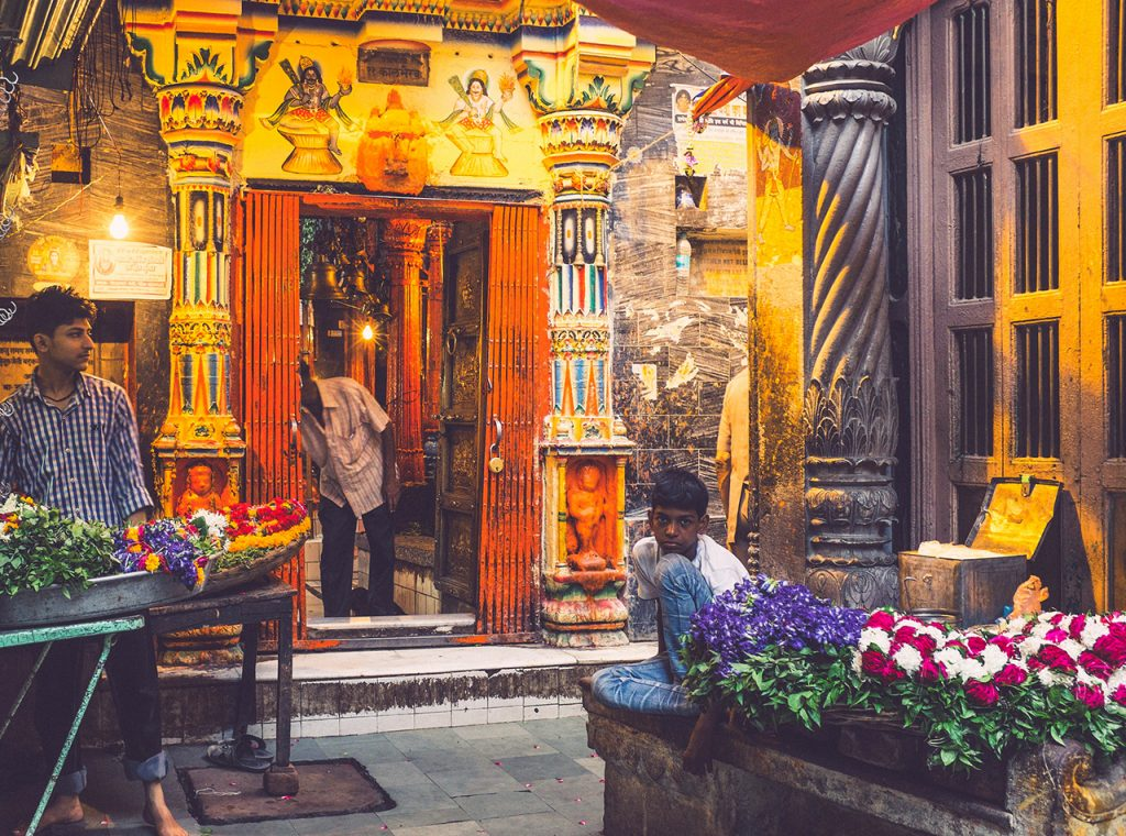 Mysterious-Temples-of-India Kal Bhairav Nath Temple, Varanasi