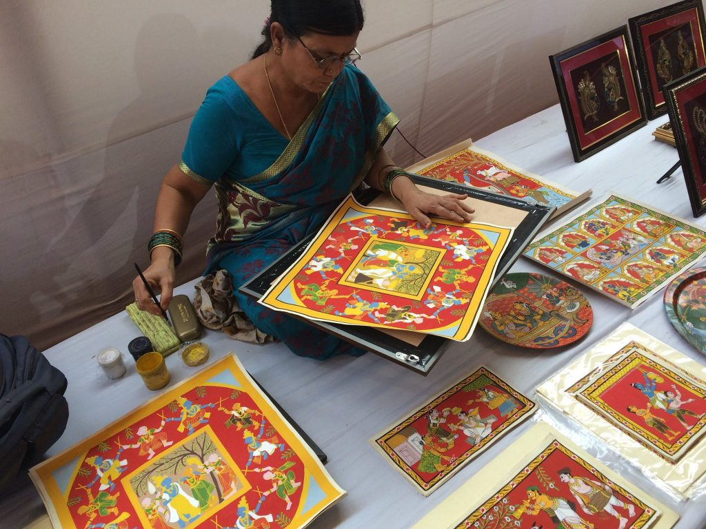 Scroll-Paintings-of-India
