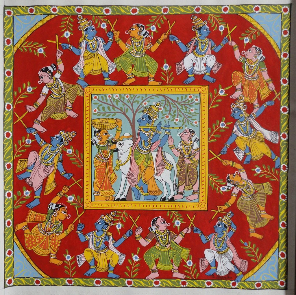 Cheriyal Paintings