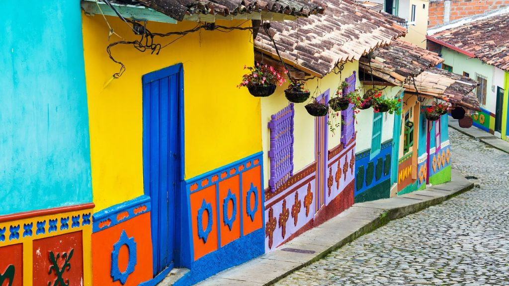 7 Cheap Destination for a Pocket Friendly Trip - Colombia