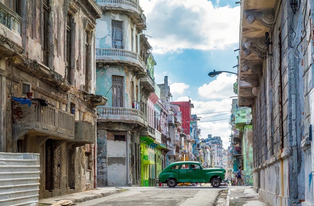 7 Cheap Destination for a Pocket Friendly Trip - Cuba