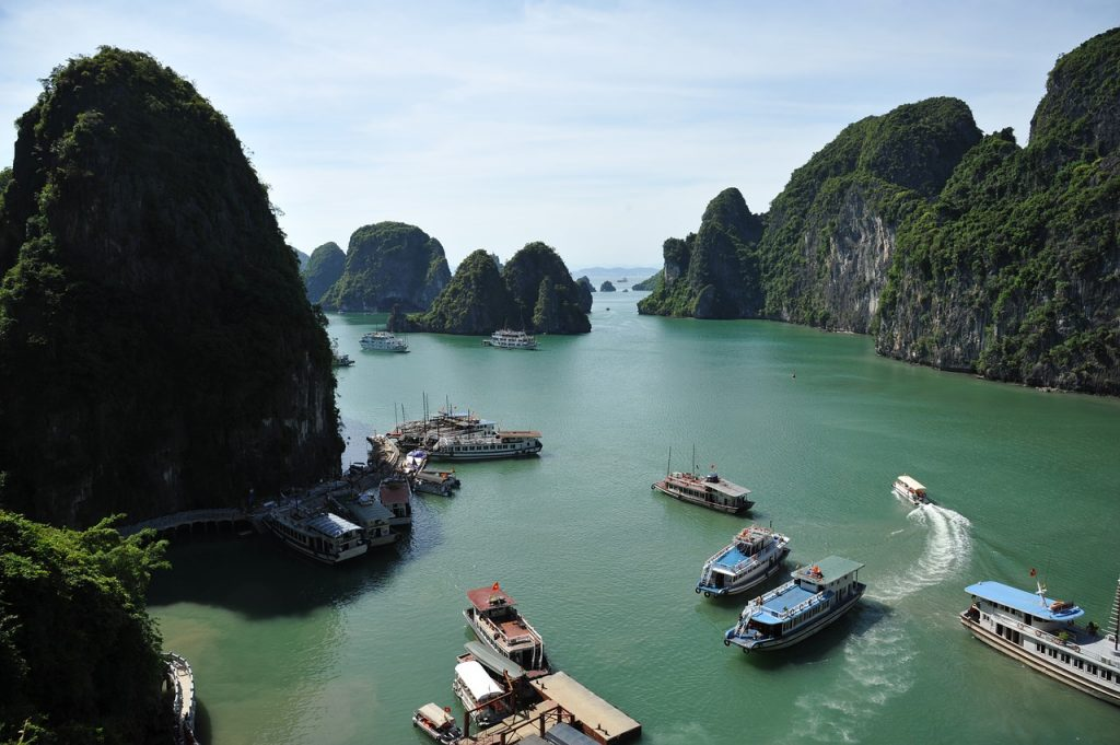 Best Islands and Beaches to Visit in Vietnam Ha Long Bay