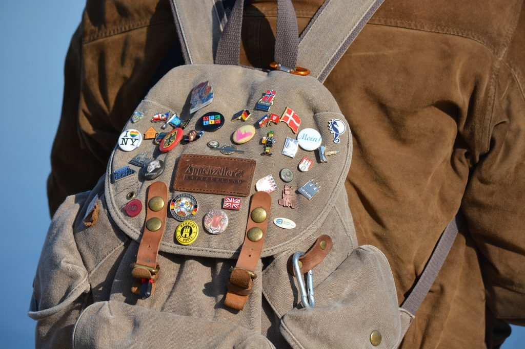 Must Have Things in A Traveler's Backpack