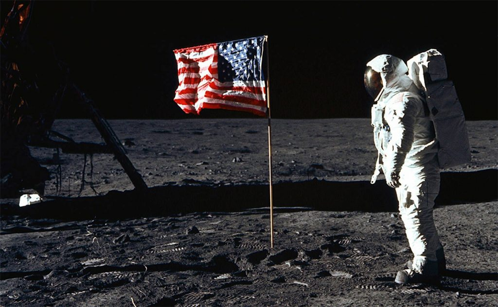 Remembering the Apollo 11 Moon Landing 50 Years Ago