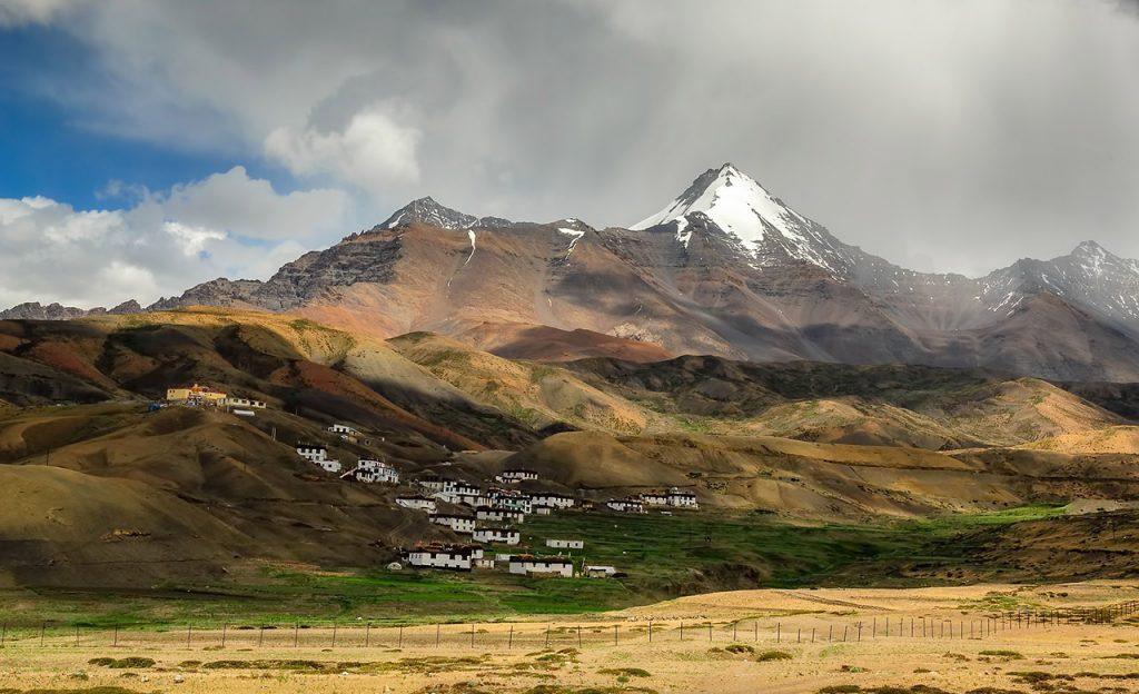 Spiti-Valley-Langza-Village