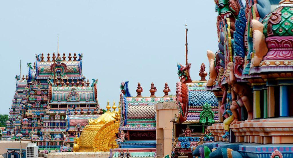 Ranganathaswamy Temple - Srirangam