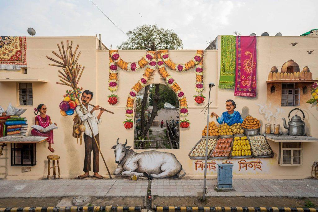 Street-Art-in-India St+art India