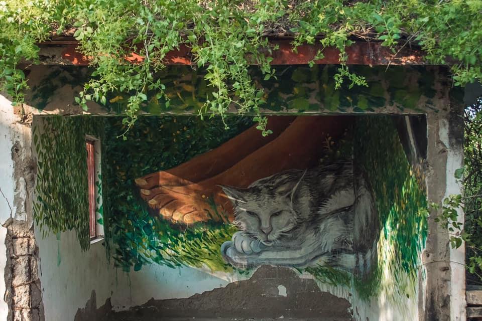 Street-Art-in-India Anpu Varkey