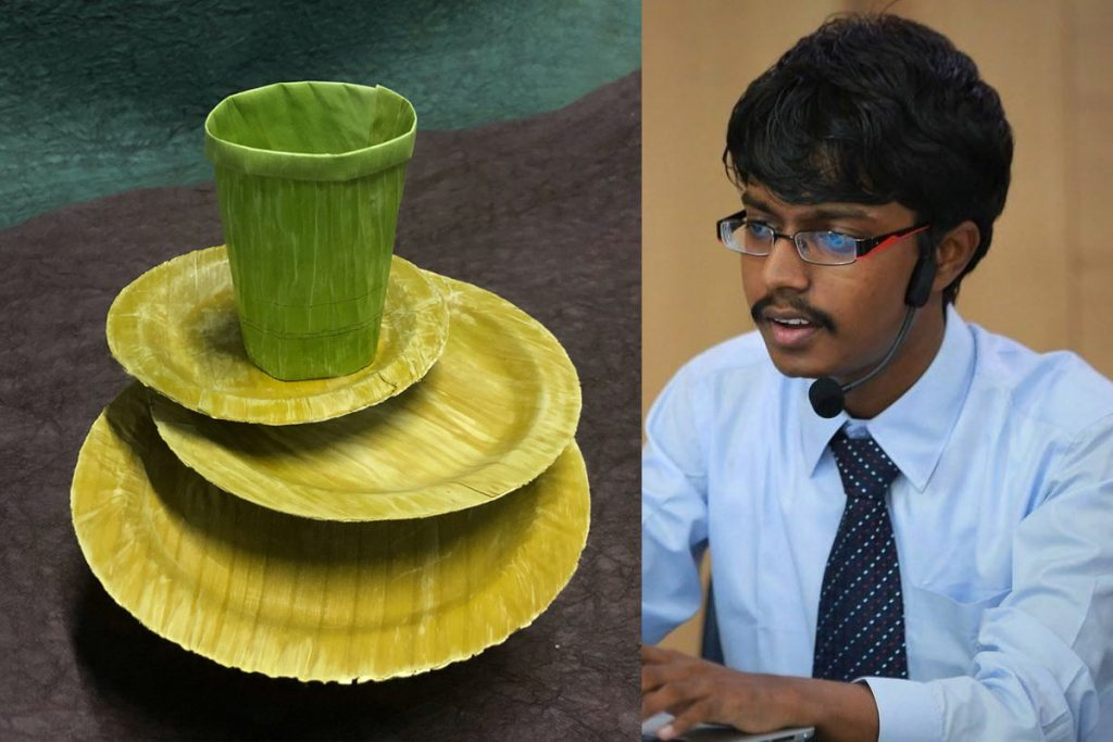 Tenith-Adithyaa-Banana-Leaf-Preservation-Technology