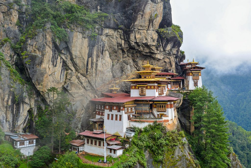 Unique Things About Bhutan
