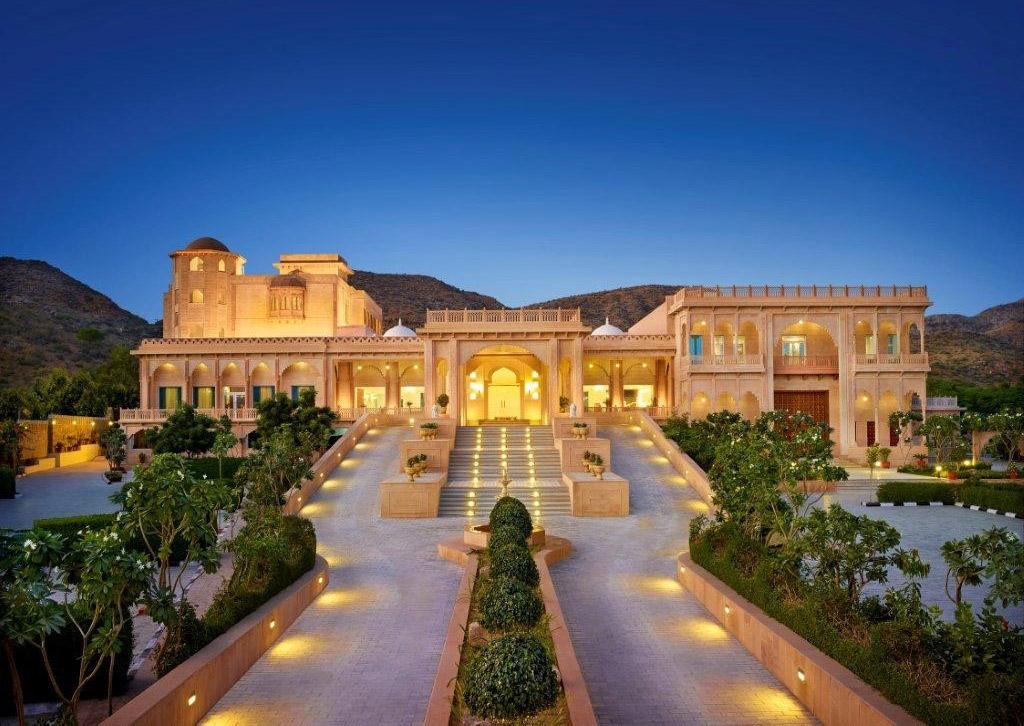 Architectural-Splendor-of-Pratap-Mahal-in-Ajmer