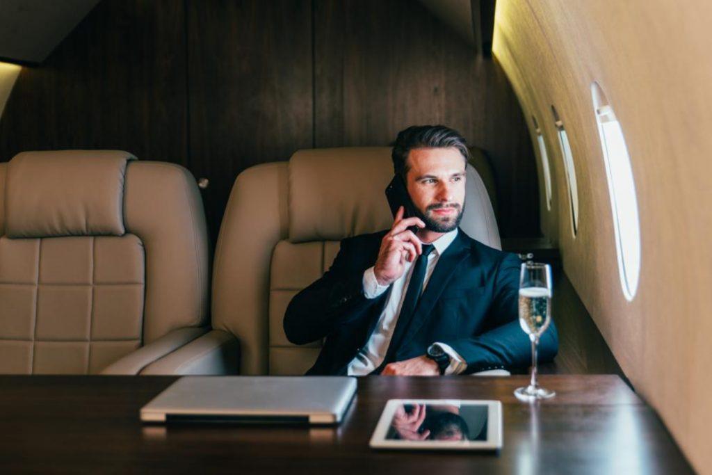 Private Jet Charter   Benefits   Aviation