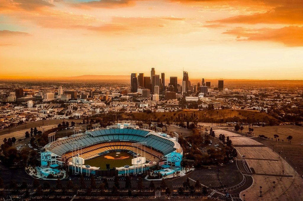 Best Cities of California-Los Angeles