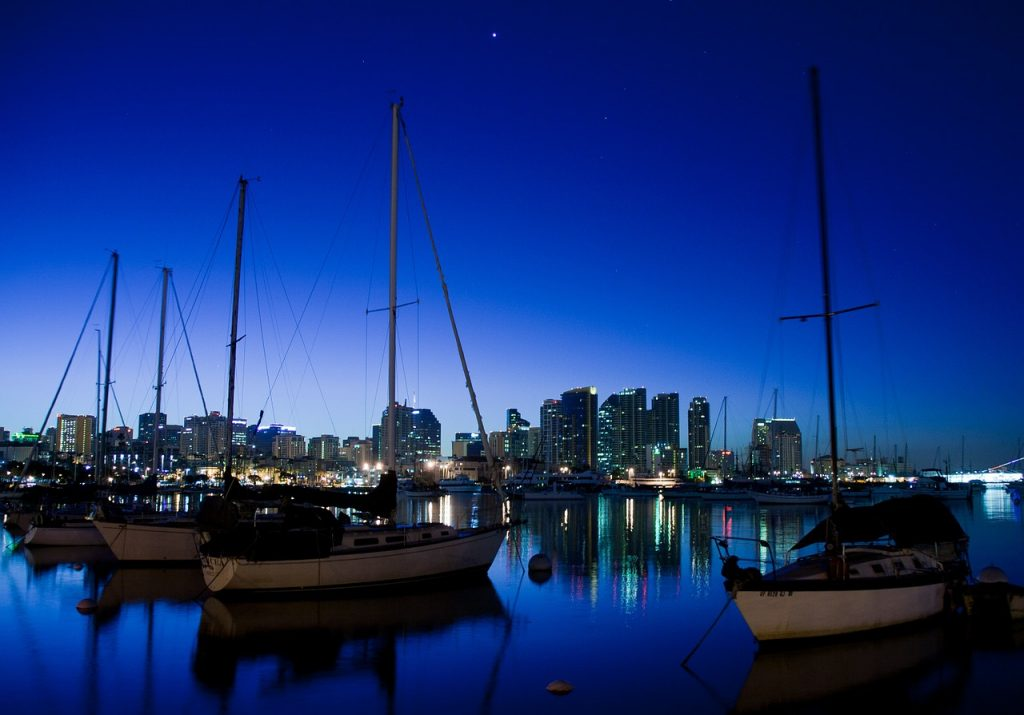 Best Cities of California San Diego