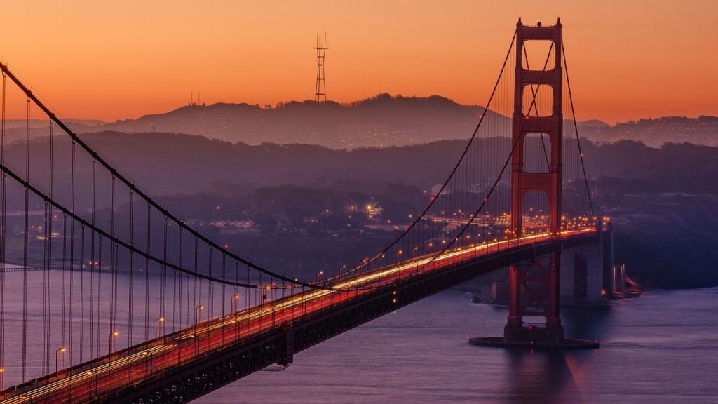Best Cities of California-San Francisco