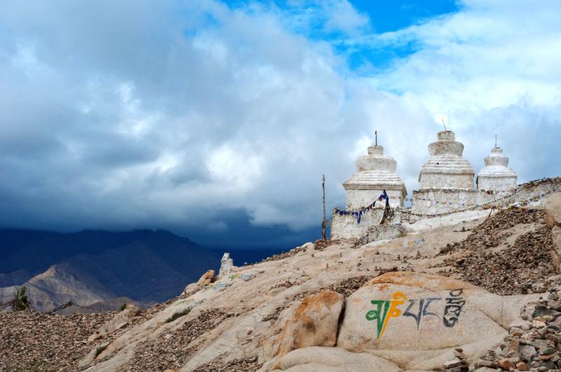 Buddhist-Monasteries-of-Leh-Shey-Monastery