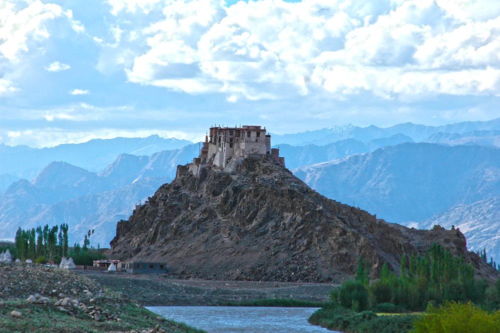 Buddhist-Monasteries-of-Leh-Spituk-Monastery