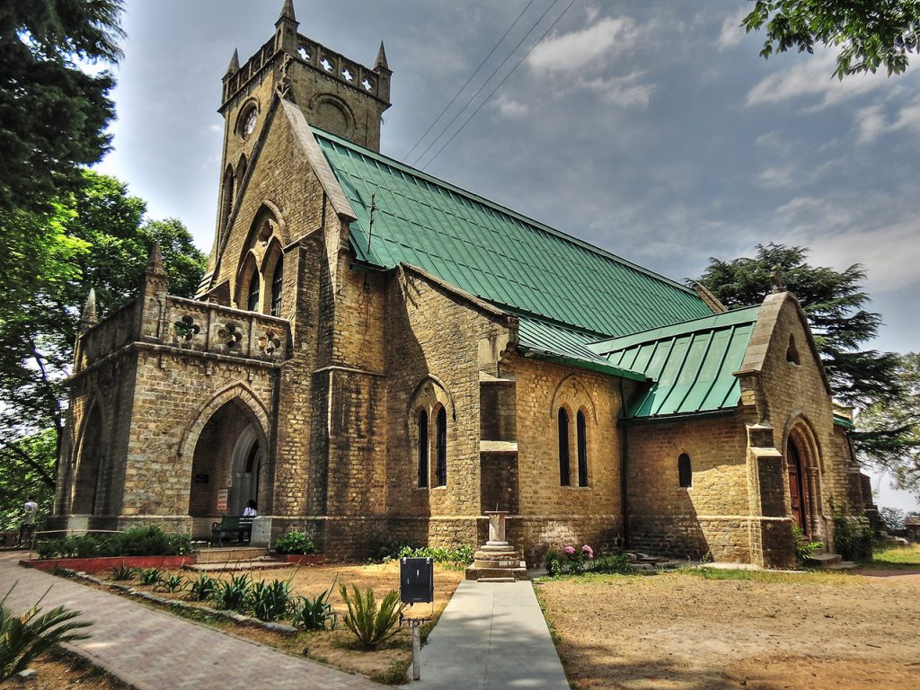 Experiencing-the-Winter-Vibes-of-Kasauli-Christ Church-02