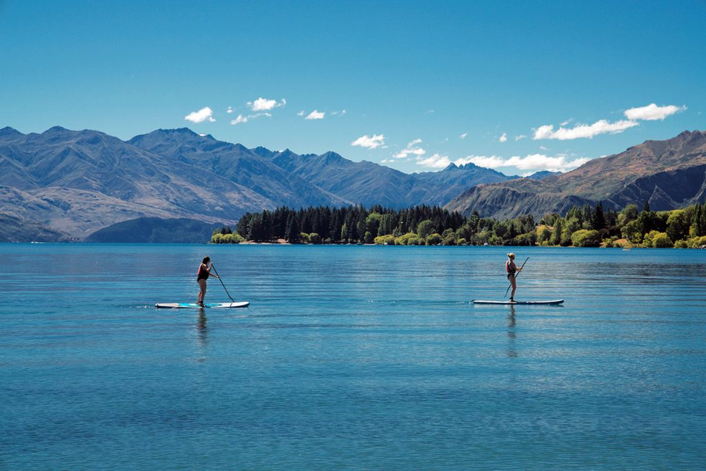 Paddleboarding-Adventure