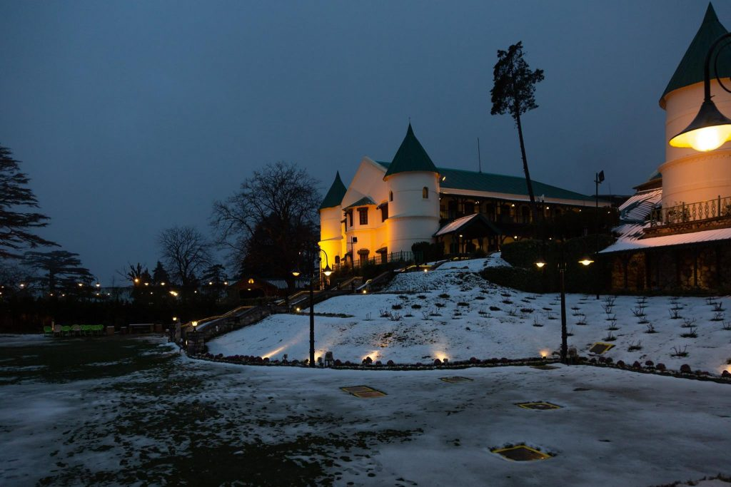 The Savoy-in-Mussoorie