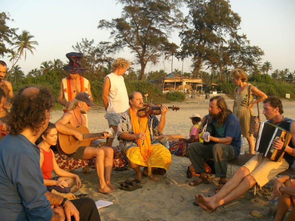 Arambol Music fest