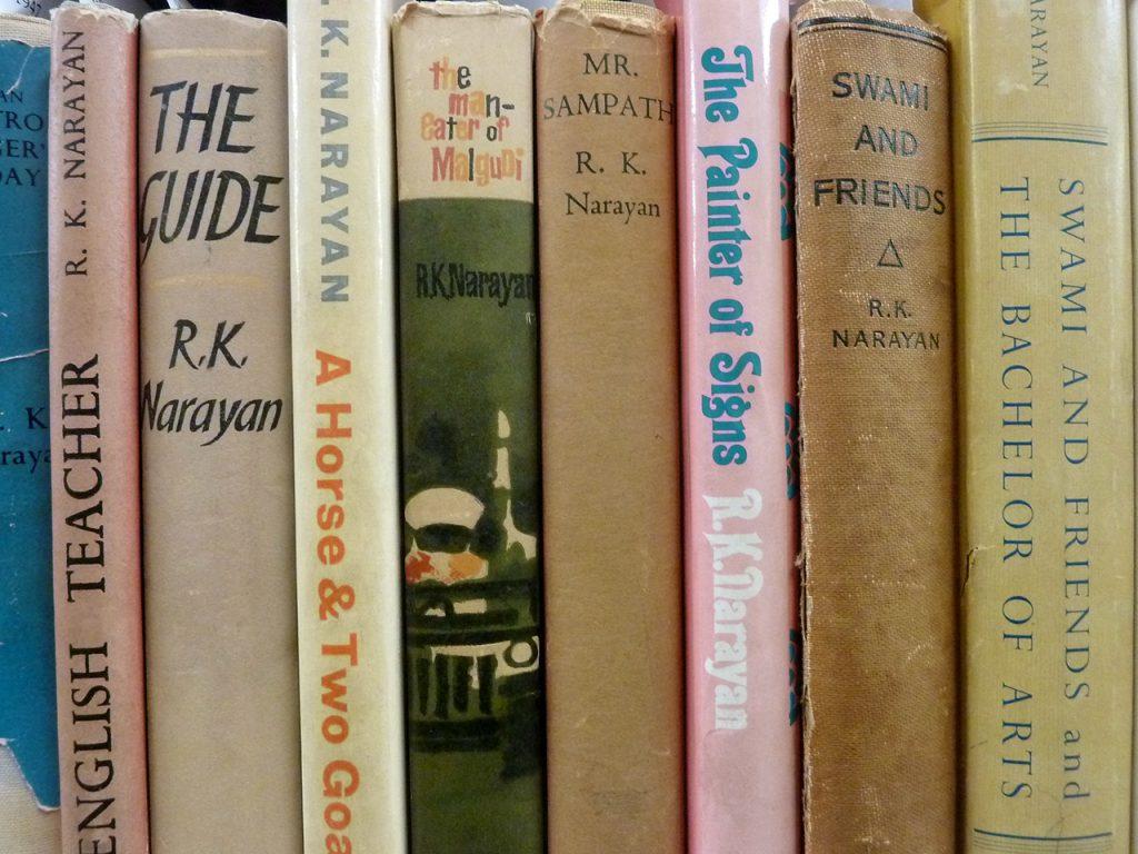 Books-by-R.K.-Narayan