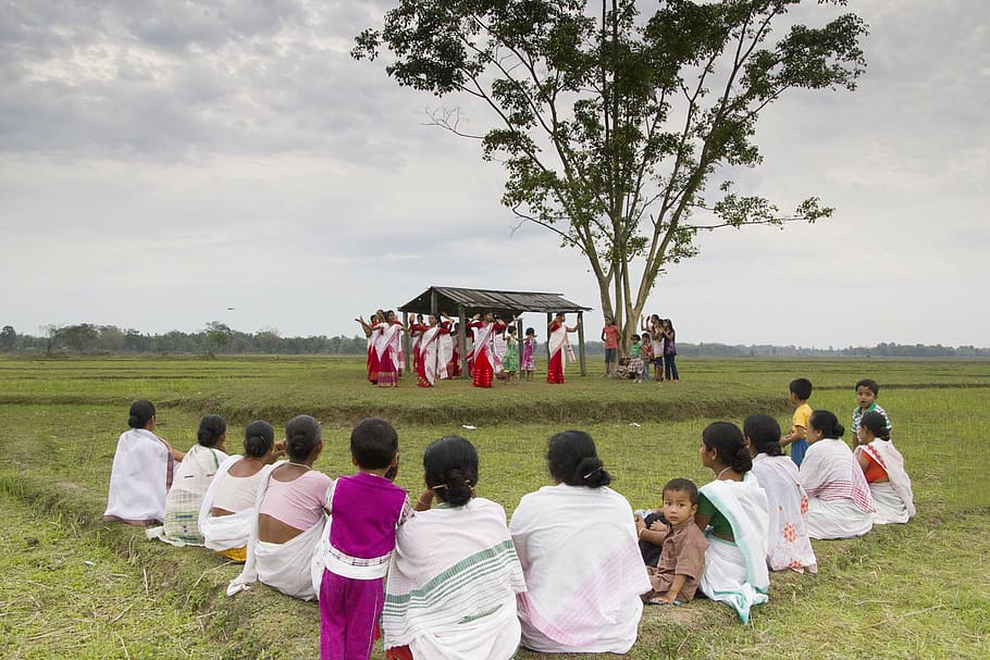 Celebration-of-New-Year-in-Various-Cultures-of-India-Bihu