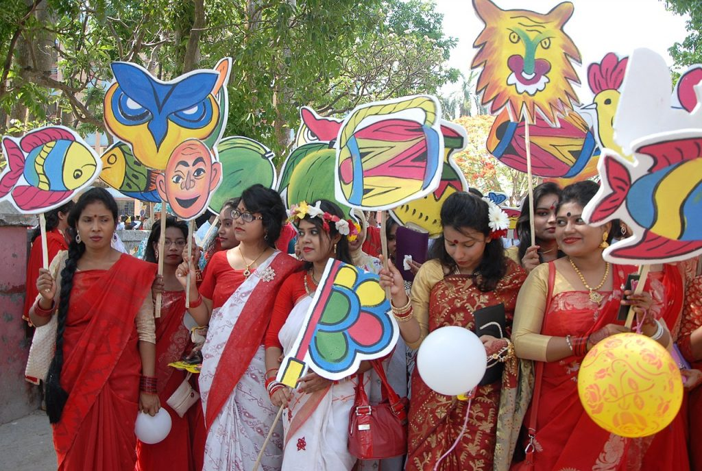Celebration-of-New-Year-in-Various-Cultures-of-India-Pahela Baishakh