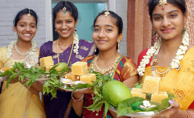 Celebration-of-New-Year-in-Various-Cultures-of-India-Ugadi