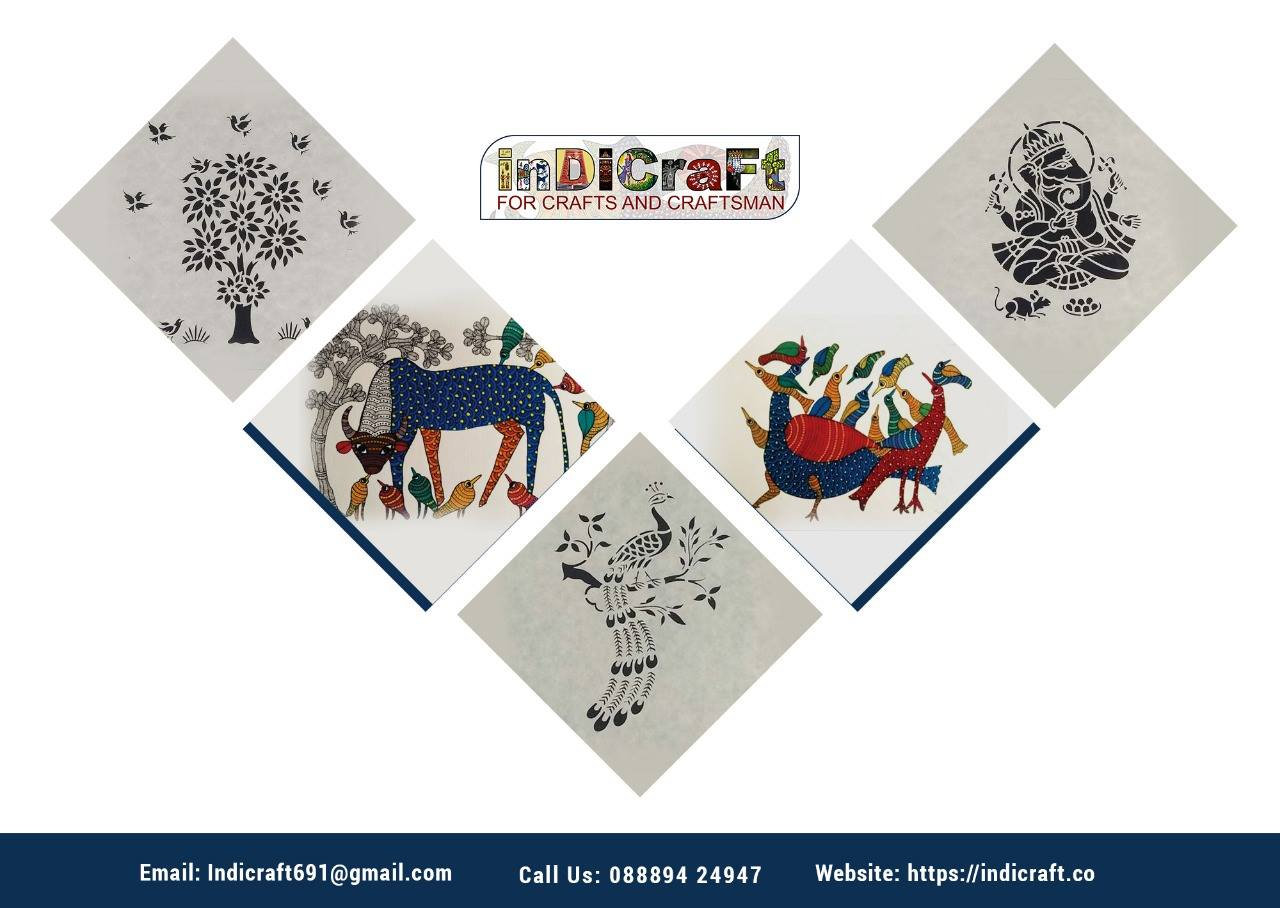 Indicraft – For All Beautiful and Unparalleled Creativity from the Simple Artisans of India