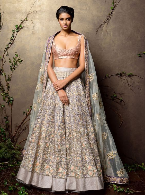Lehenga-Designs-to-Wear-to-a-Traditional-Event-panelled_lehenga