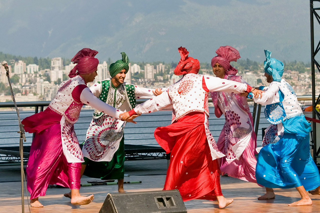 Folk-Dance-Forms-of-North-India-Bhangra-Punjab