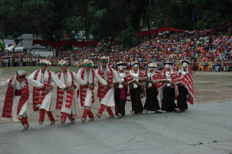 Folk Dance Forms of North India Himachal Pradesh Nati