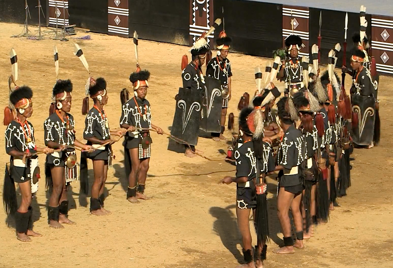 Folk-Dance-Forms-of-Northeast-India-Chang-Lo-Nagaland
